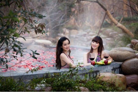 灵山丽星温泉