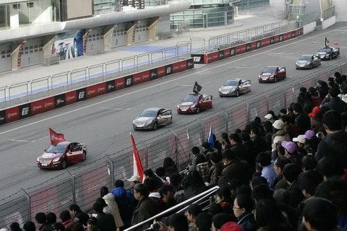 上海国际赛车场门票团购