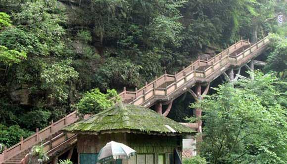 碧峰峡门票团购_碧峰峡网上订票_雅安周边旅游景点