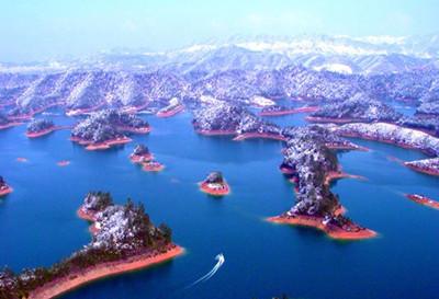 千岛湖点评 杭州市区旅游景点 发表于2011年11月7日 游客高清图片