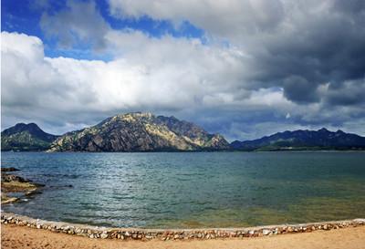 天马岛位于临沂市莒南县城北16公里处