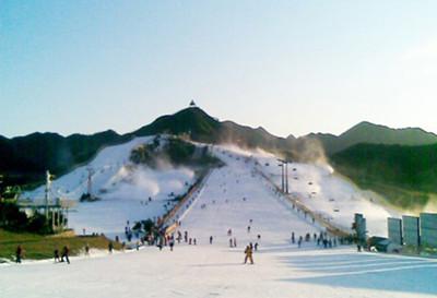 南山滑雪��
