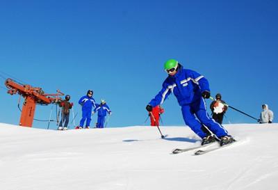 军都山滑雪场门票团购
