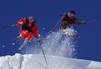 石京��滑雪��