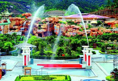 惠州海滨温泉