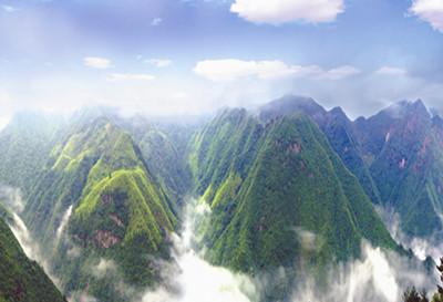 浙北大峡谷