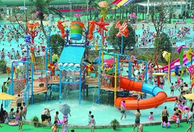 徐州加勒比水上乐园
