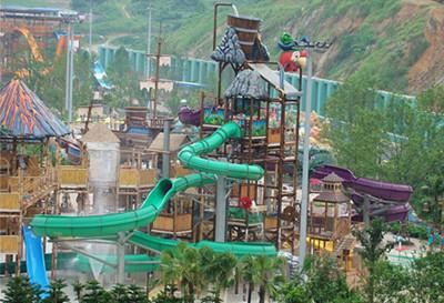 重庆加勒比水上乐园