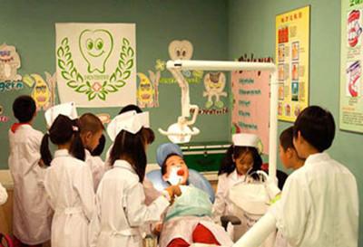 苏州大未来儿童职业体验馆