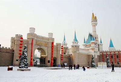 北京世界公园门票团购