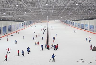 绍兴乔波滑雪场