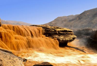 壁纸 风景 旅游 瀑布 山水 桌面 400_273