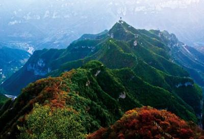 云丘山神仙峪风景区简介