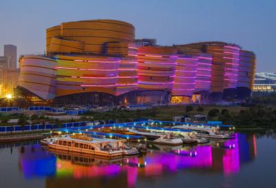 武汉万达电影乐园