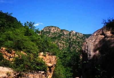 平谷石林峡