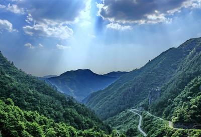 浙江天台山