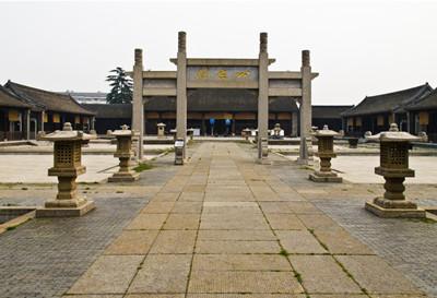 苏州建筑矢量图片