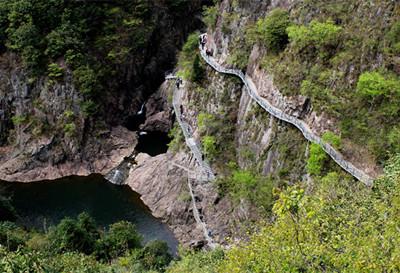 舞龙峡门票团购_舞龙峡网上订票_金华周边旅游景点