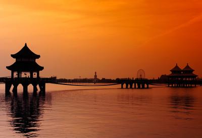 八里河门票团购_八里河网上订票_阜阳周边旅游景点