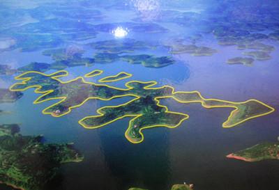 重庆长寿湖