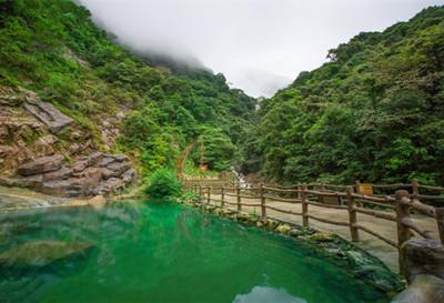 韶关云门山