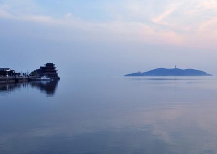 巢湖�\山岛