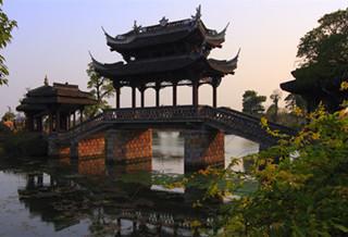 马桥韩湘水博园