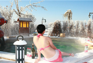 连环湖温泉
