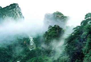 庐山石门涧