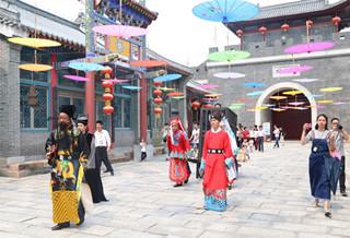 西樵山国艺影视城